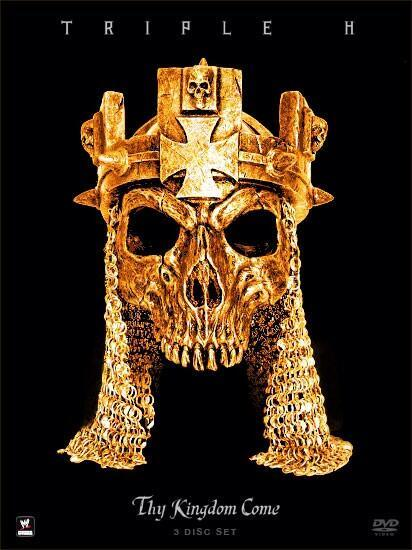 Thy Kingdom Comes: El nuevo DVD de WWE acerca de Triple H / twitter.com/TripleH