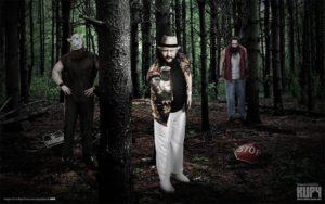 The Wyatt Family / Wallaper por kupywrestlingwallpapers.info