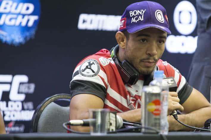 Aldo criticó los sueldo de UFC