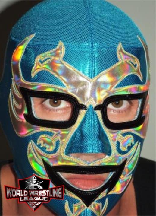 El Hijo de Dos Caras/ Imagen Cortesía de WWL (World Wrestling League)