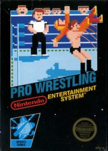 Pro Wrestling- NES - ©Nintendo