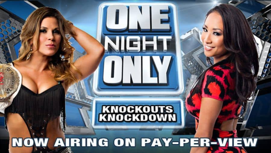 "TNA One Night Only ""Knockouts Knockdown"" (Cobertura y Resultados 6 de septiembre de 2013)  8"