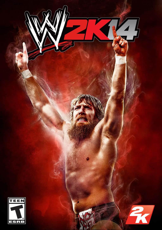 Portada alternativa Daniel Bryan WWE 2k14
