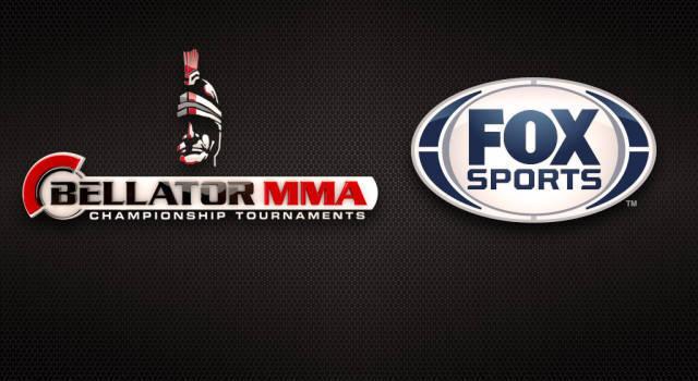 Bellator MMA firma acuerdo con FOX Sports Latinoamerica para la transmisión de sus eventos en vivo 1