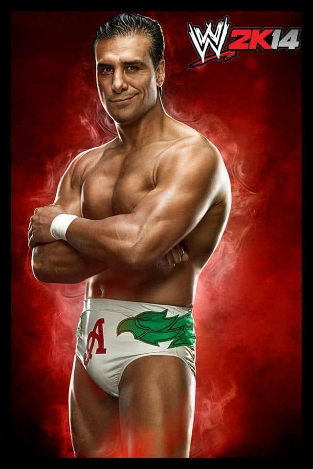 Alberto Del Rio en WWE 2K14