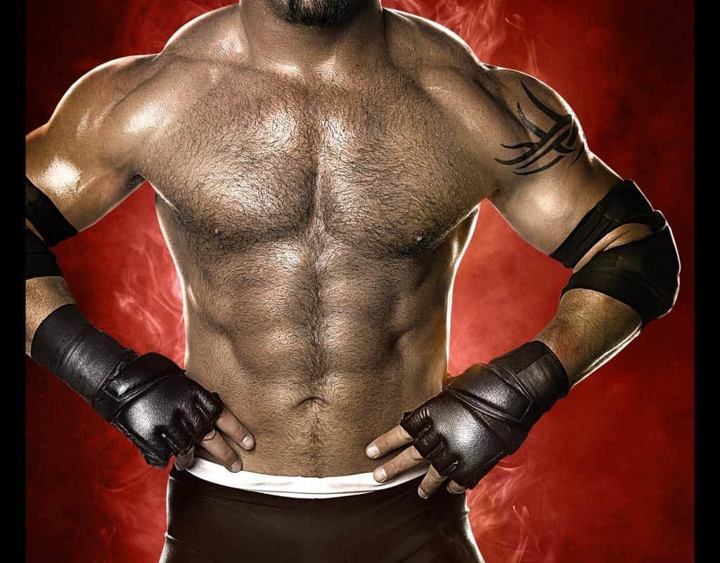 Goldberg en WWE 2K14