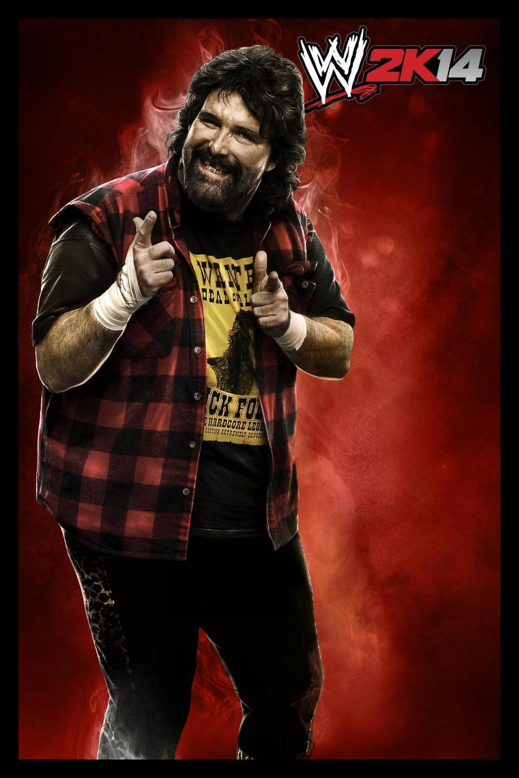 Mick Foley en WWE 2K14
