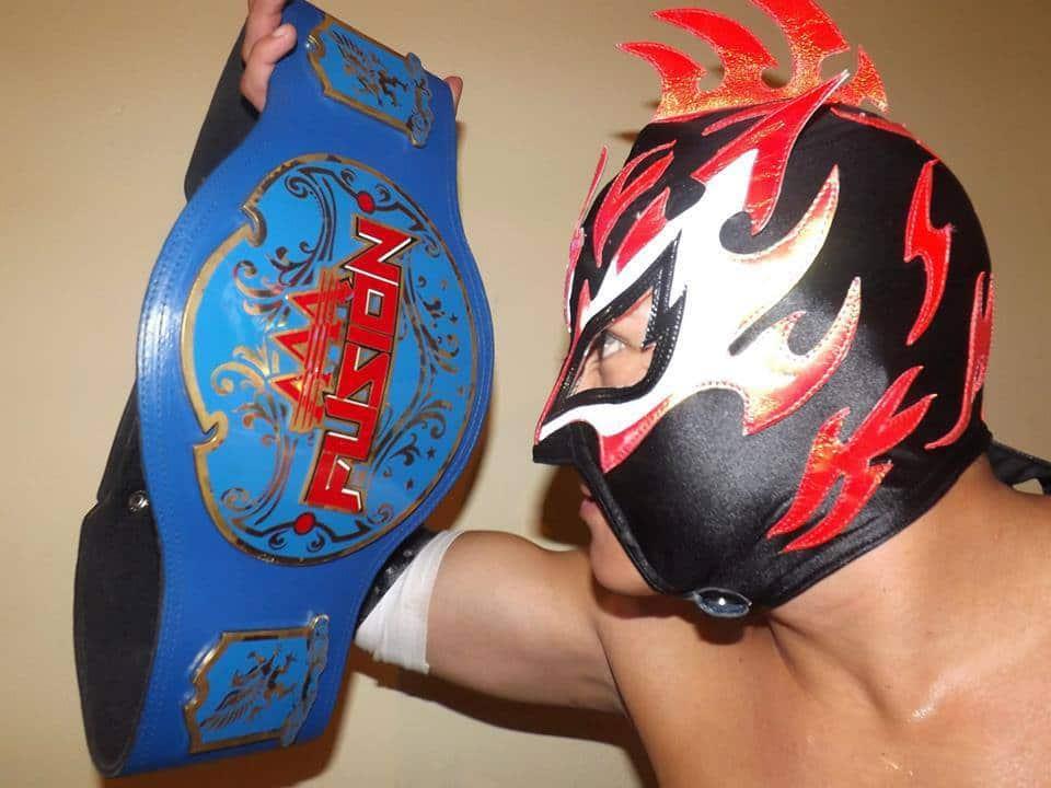 Fénix, Campeón AAA Fusión / Image by Fénix Triple A en Facebook