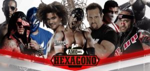 Amo del Hexágono / First Wrestling Society - Costa Rica