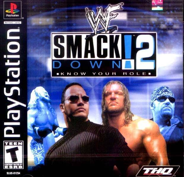 Los Mejores Videojuegos de Lucha: WWF SmackDown! 2: Know Your Role 3