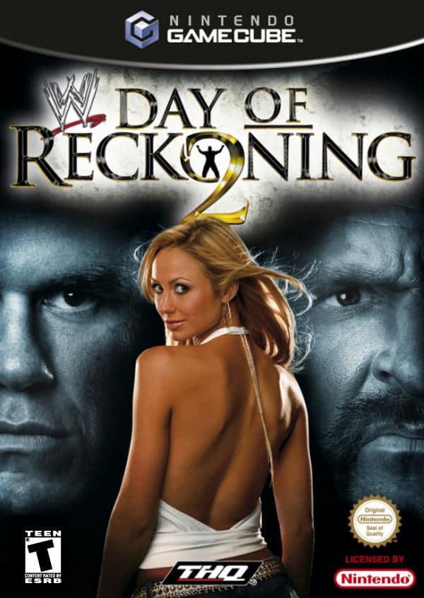Los Mejores Videojuegos de Lucha: WWE Day of Reckoning 2 4