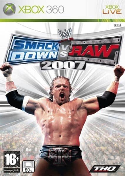 Los Mejores Videojuegos de Lucha: WWE SmackDown! vs. Raw 2007 1