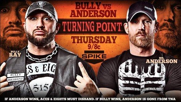 TNA Turning Point 2013 / impacwrestling.com