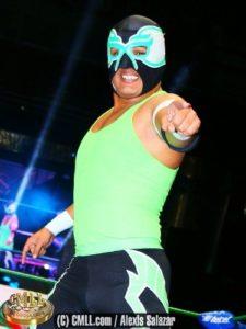 """Feliz de ser el sexto ganador de la Copa Jr."": Súper Halcón Jr. - @superhalconjr @CMLL_OFICIAL 6"