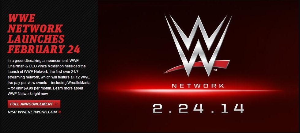 Programación de WW Network (6 de Abril de 204) Wrestlemania XXX 5