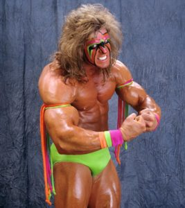 The Ultimate Warrior / ©WWE