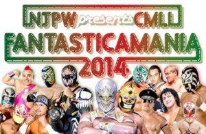 """NJPW/CMLL: Resultados """"FANTASTICAMANIA 2014"""" - 14/01/2014 9"""
