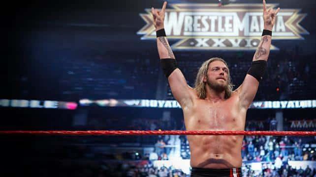 Momentos Royal Rumble: Edge esta en casa!!! (2010) 1