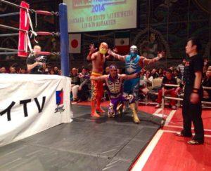 """NJPW/CMLL: Resultados """"FANTASTICAMANIA 2014"""" - Día 2 - 15/01/2014 8"""