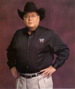 Actualización de la relación de Jim Ross con la WWE 1