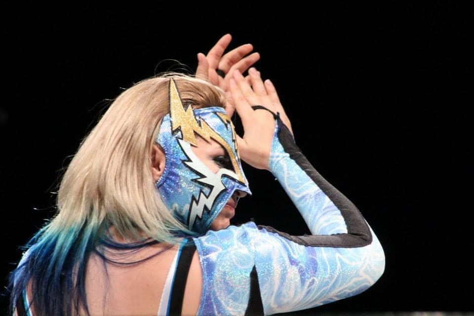 Chica Tormenta e Io Shirai hacen su tryout con WWE 3