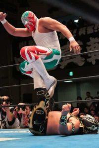 """NJPW/CMLL: Video """"Fantasticamanía 2014"""" - Día 5 - 19/01/2014 3"""