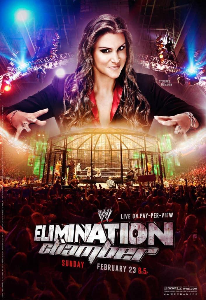 WWE Elimination Chamber 2014 - WWE.com