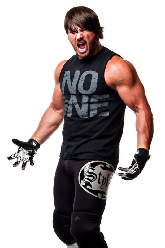 AJ Styles ROH