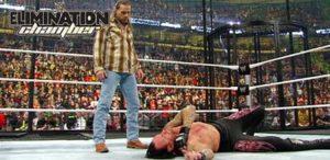 Momentos Elimination Chamber: ¡HBK le Cuesta el Título a The Undertaker! (2010) 2