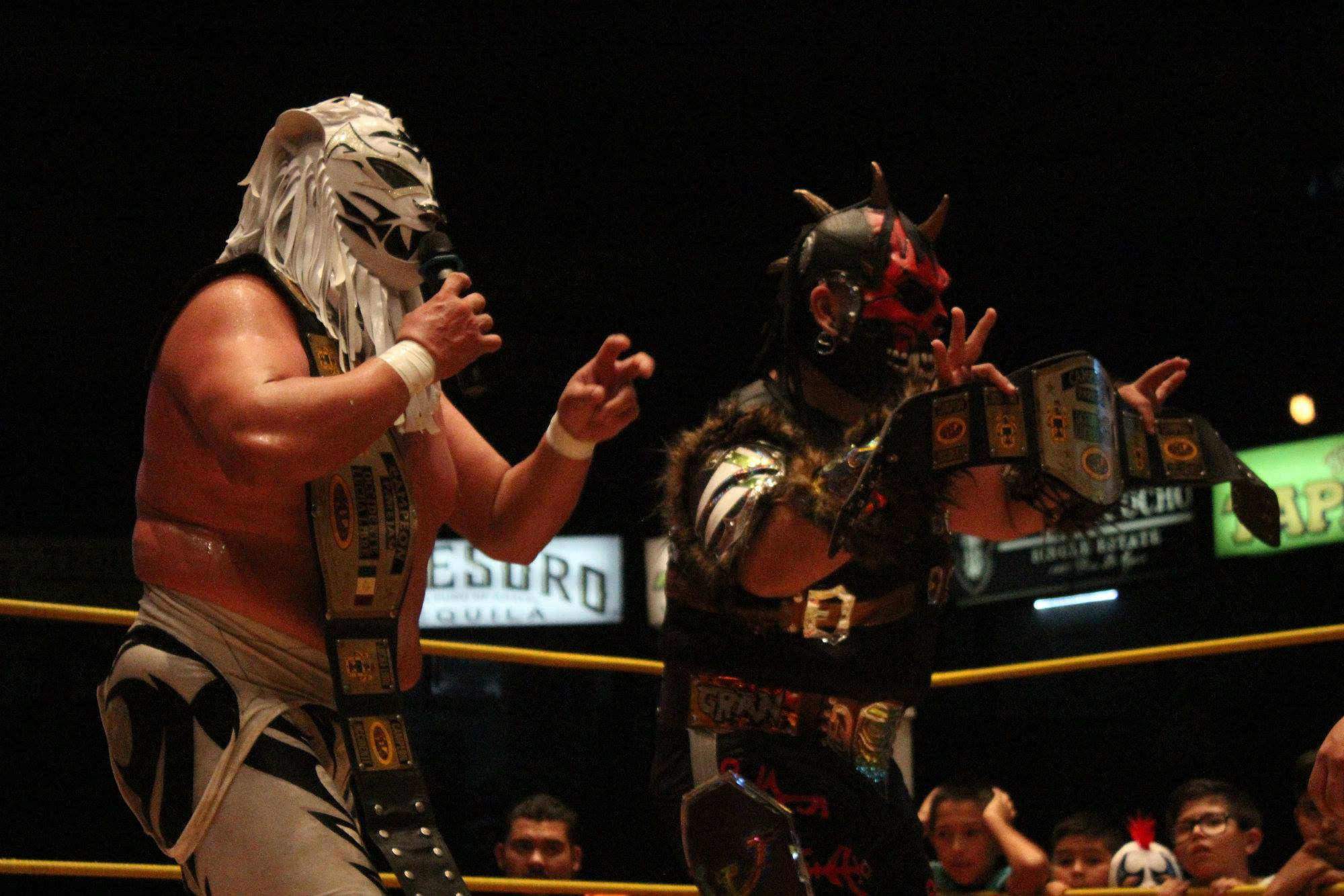 CMLL: Una mirada semanal al CMLL (Del 14 al 20 de marzo de 2019) 15