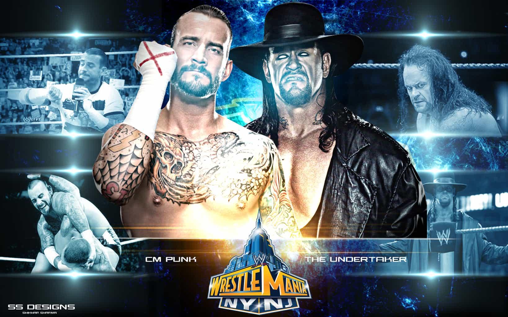 Mi Opinion La Lucha De Cm Punk Vs Undertaker Fue Demasiado