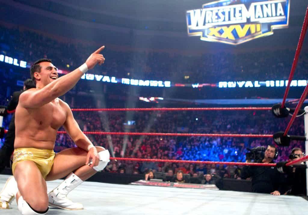 Momentos Royal Rumble: 40 Superestrellas, Kevin Nash y Booker T regresan, Alberto del Rio Gana!!! (2011) | Superluchas