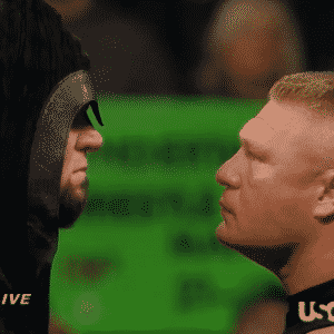 Undertaker confronta a Brock Lesnar - RAW