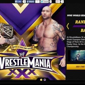 Batista vs Randy Orton - WWE.com