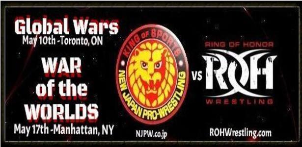 ROH & NJPW