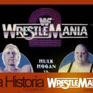 """La Historia de Wrestlemania: Wrestlemania 2 - """"Lo que el mundo estaba esperando"""" 4"""